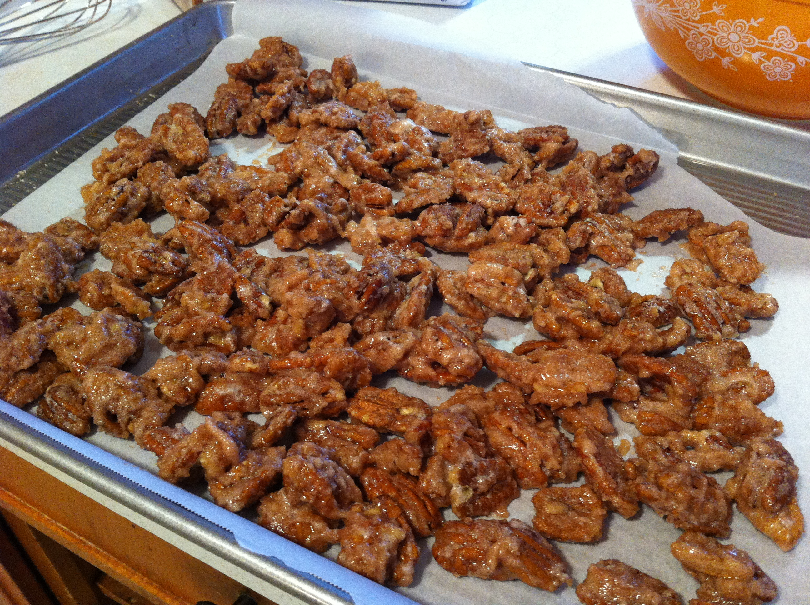 pecans sugar coated pecans recipe sugar glazed pecans sugar coated