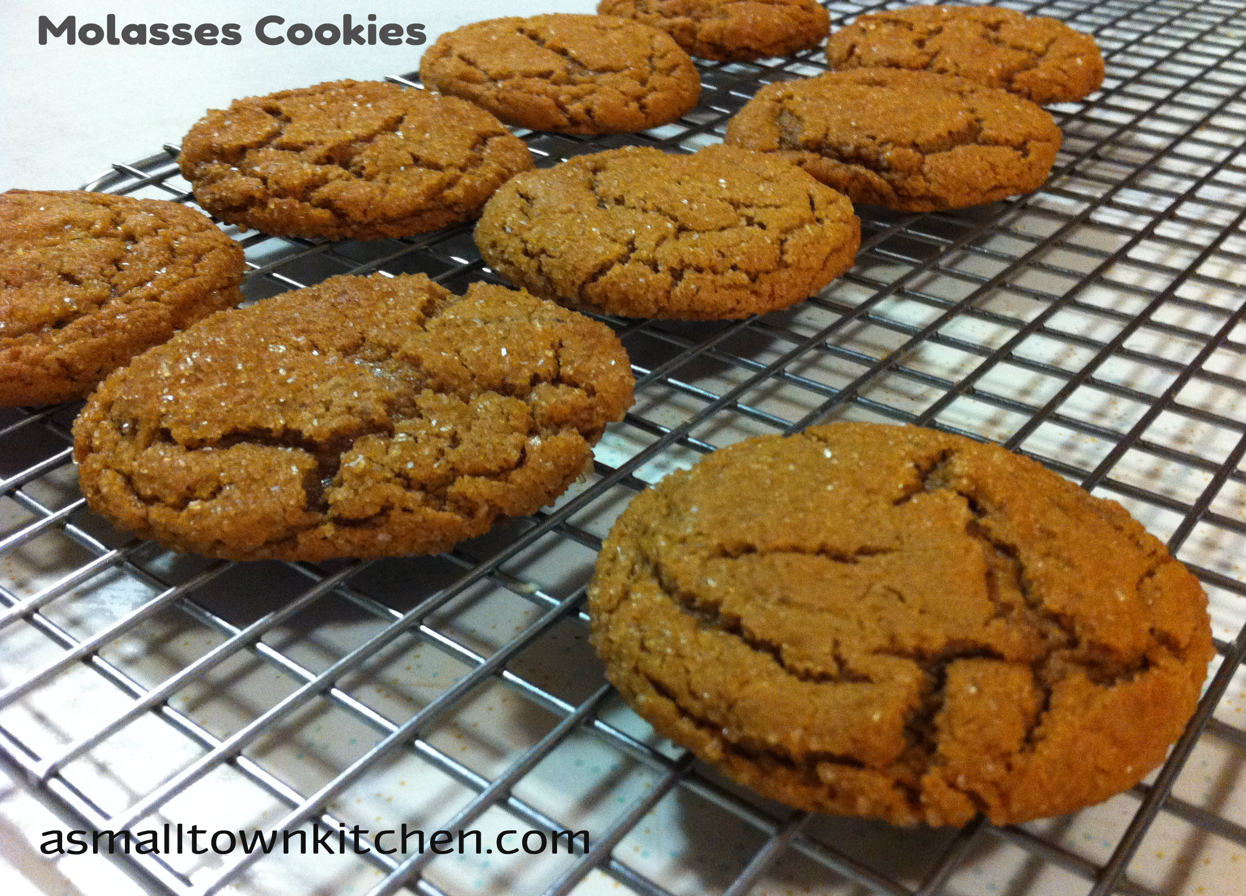 Molasses Biscuits Recipes — Dishmaps
