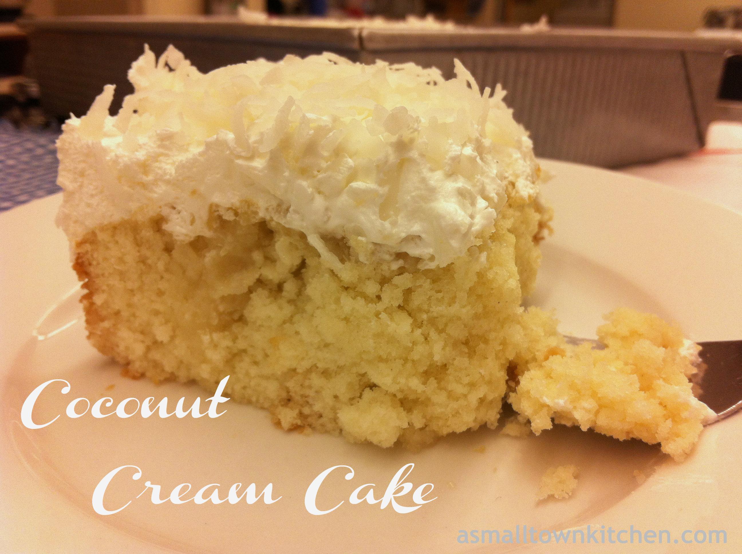Mint Layered Brownies Coconut Cream Cake Farmers Oatmeal Cake